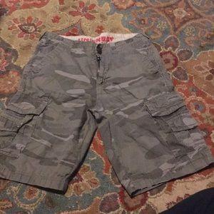 4cb4573f75 Boys size 14 unionbay camo cargo shorts camouflage